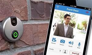 Idoorcam App  Doorbell With Camera And Motion Sensors