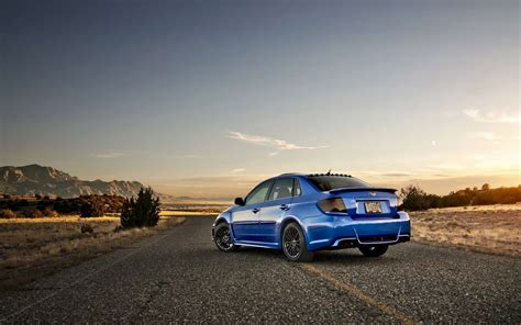 Subaru Car Hd Wallpapers