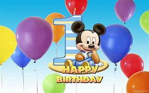 1st birthday | Wallpaper Holidays | Pinterest | Birthdays ...