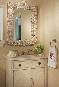Bathroom Decorating Ideas With Seashells Home Design 2015