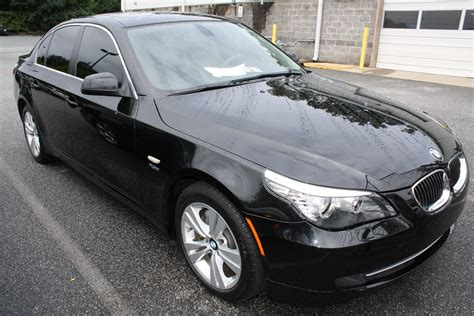 2010 Bmw 5series 528xi 4d Sedan  Diminished Value Car