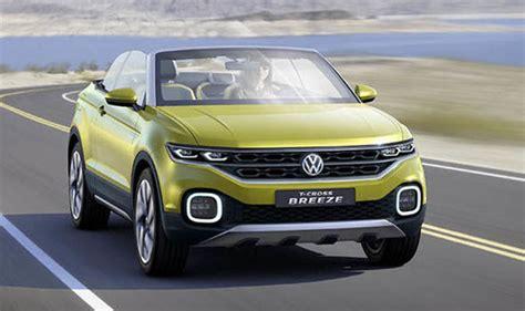 Vw Tcross 2018  Volkswagen Polo Inspired Suv Release