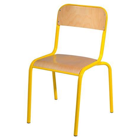 exercice chaise chaise atlas 4 pieds chants protégés manutan collectivités