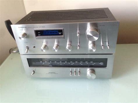 pioneer sa 508 pioneer sa 508 tx607l vintage integrated lifier tuner in stratford gumtree