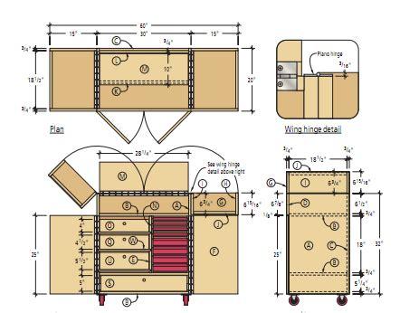 wood furniture wood plans