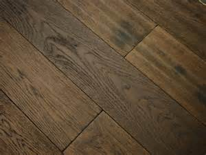 gunstock oiled hand scraped oak wood engineered flooring