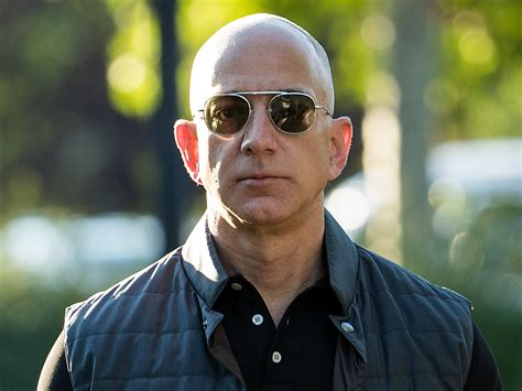 Jeff Bezos survived a brush with death starting his rocket ...