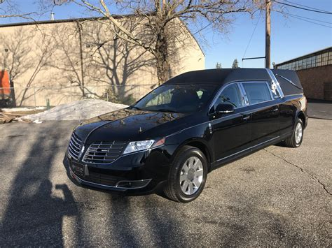 2019 Lincoln Federal Stratford Funeral Hearse
