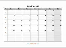 Calendário Dezembro 2015 para imprimir CalendárioVIP
