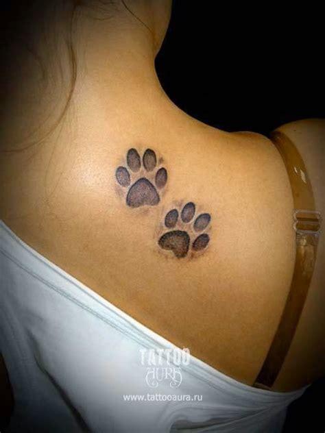 art  tattoo footprints