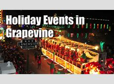Holiday Events Grapevine Family eGuide