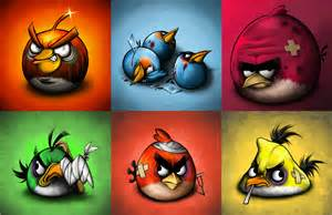 Angry Birds Google Search