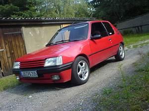 Peugeot 205 Xs Von L U00f6we 205