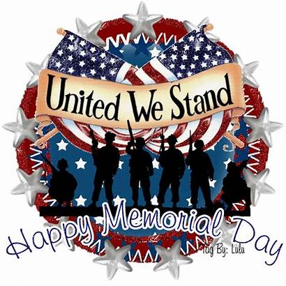 Memorial Happy Stand United Quotes Glitter Graphics