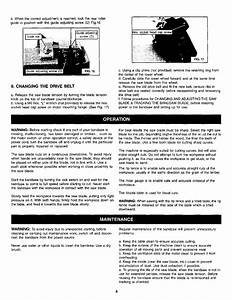 Page 8 Of Craftsman Saw 119 214 User Guide