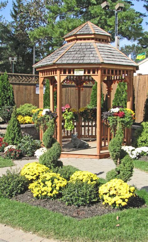 interesting gazebo ideas   garden style motivation