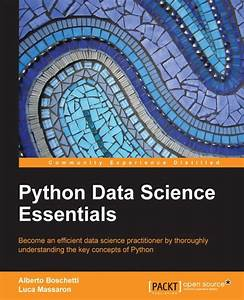 Python Data Science Essentials / AvaxHome