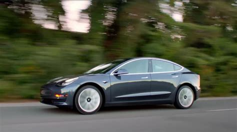 Orders Start For Tesla Model 3 Awd And Performance Models