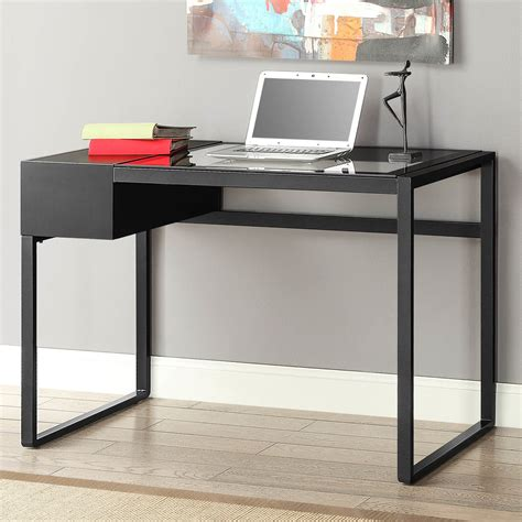 furniture cool whalen desk   simple profile
