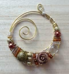 DIY Wire Wrapped Jewelry