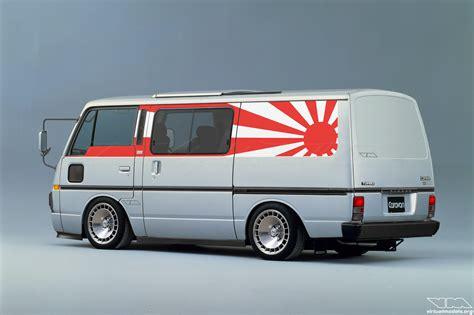 nissan caravan nissan caravan sgl silk road rising sun van conversion