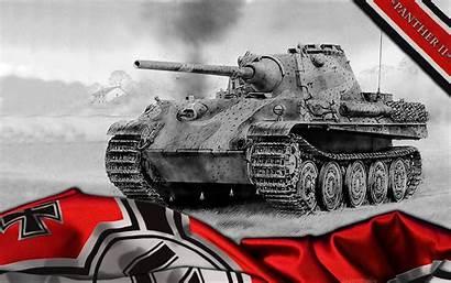 Tanks Wot Tank Panther Wallpapers Ii German