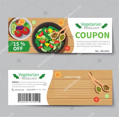 promotions cuisines food coupon 28 images 12 food coupon designs design