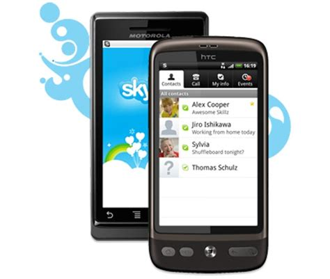 skype app android skype android app gets updated