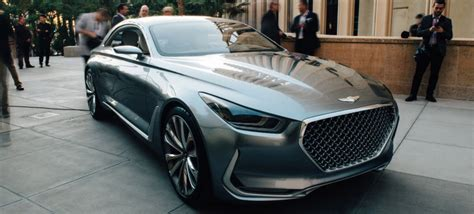 2020 Genesis Coupe by Hyundai Plans Genesis Luxury Suvs And Coupe By 2020