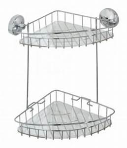 Badablage Ohne Bohren : wenko badablage edelstahl ohne bohren eckregal duschablage badregal duschregal ebay ~ Yasmunasinghe.com Haus und Dekorationen