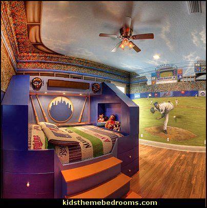 bedroom theme ideas wowruler baseball bedroom ideas wowruler