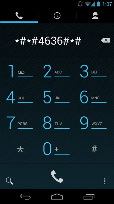 android secret dial codes list   android codes
