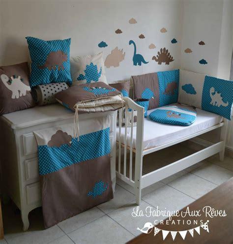 déco chambre bébé turquoise deco chambre bebe turquoise chocolat visuel 6