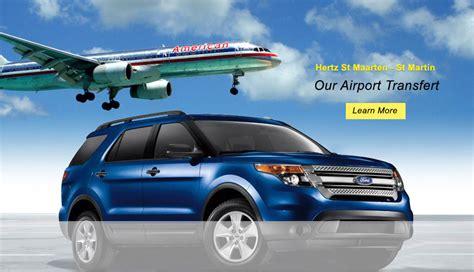 Hertz Car Rental St. Maarten