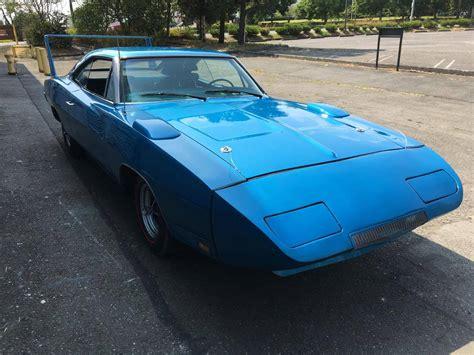 Daytona For Sale by 1969 Dodge Daytona For Sale 2022083 Hemmings Motor News