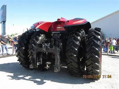 Case Tractor Ih Monster Magnum Autonomous Tractors