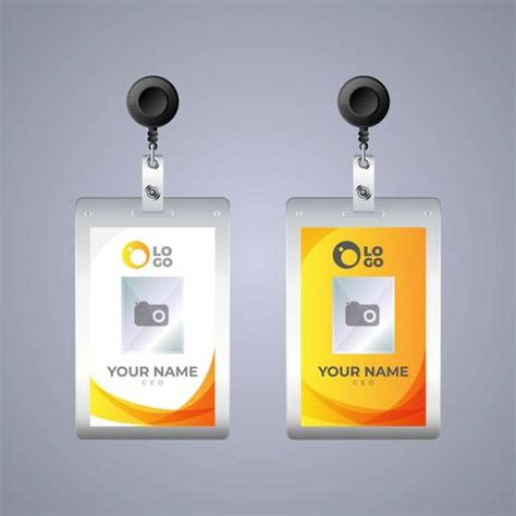 id card template   clip art   transparent