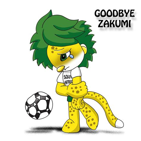 Goodbye Zakumi By Robthehoopedchipmunk On Deviantart