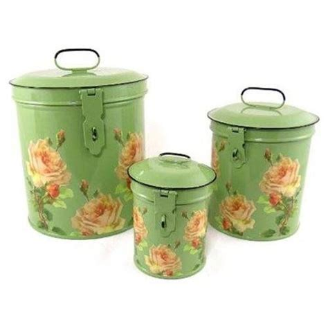 cheap kitchen canister sets 1000 images about vintage kitchen canister sets on