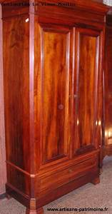 Style Louis Philippe Armoire