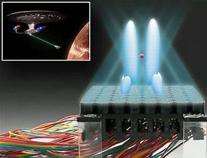 Star Trek Tractor Beam-Like Device Moves Small Objects ...