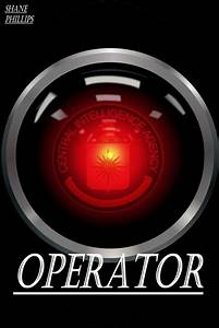 Operator: A High Tech Sci-Fi Thriller by Shane Phillips