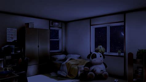 sayoris bedroom night time   mod creators