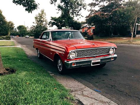 1964 Ford Falcon For Sale by 1964 Ford Falcon Futura For Sale Classiccars Cc 999280