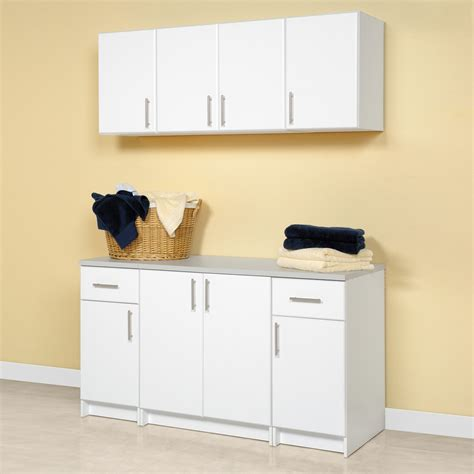 laundry room cabinets lowes prepac furniture elite storage laundry room cabinet set