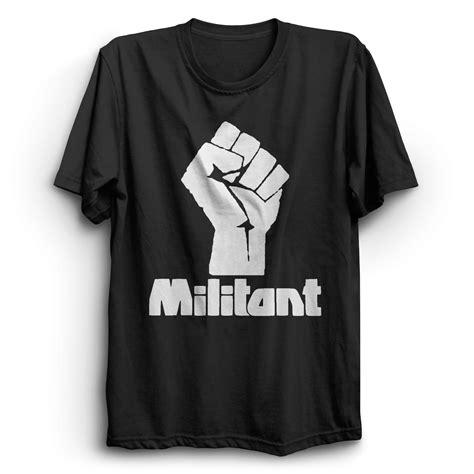 militant t shirt punx uk