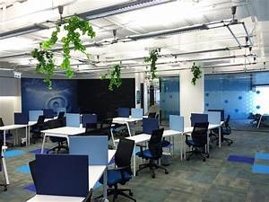 Cyberport Smart-Space office by Axis Design, Hong Kong ...