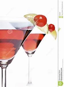 Bacardi Cocktail Royalty Free Stock Image - Image: 3236286