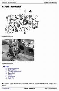 Deere Tractors 5055e  5065e  U0026 5075e  Europe  Technical