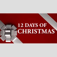 Mcintyres' 12 Days Of Christmas Giveaway